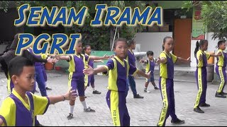 Download Lagu Kelas 04 - PJOK - Senam Irama PGRI #VideoPendidikanIndonesia mp3