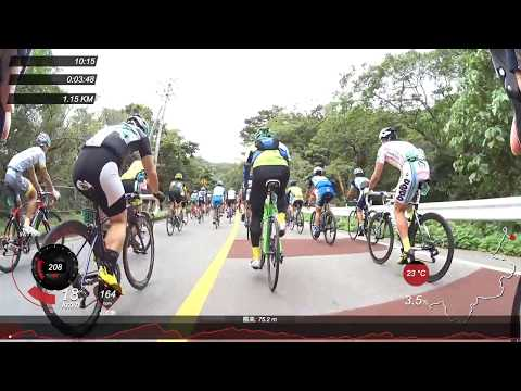 第29回ツールドおきなわ2017(100kmU39)【 全行程・50位以内】TOUR DE OKINAWA Citizen Road Race Under39