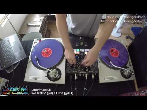 DJ Feels Goodman - LazerFM Worldwide Happy Hardcore Show 20