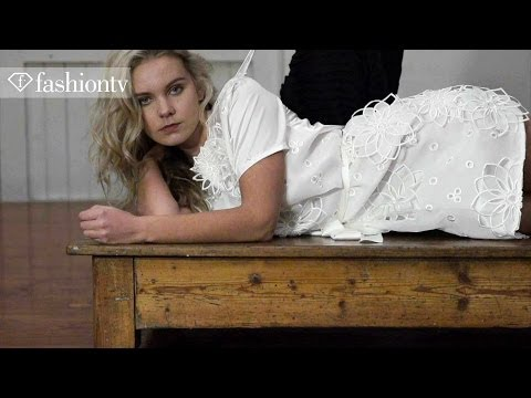 "Sonya Kraan ""The Delicate Balance"" by Hinny Tran FRED HATES FASHION Film 