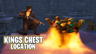 How to find the HIDDEN TREASURE CHEST in Season 8 (Fortnite)