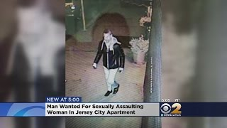 Woman Attacked In Jersey City