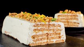 Перестаньте искать! Представляем самый простой и быстрый рецепт торта за 5 минут! | Appetitno.TV