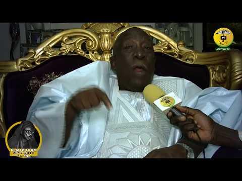 1ere Anniversaire Rappel à Dieu d'Al Maktoum - l'émouvant témoignage d'El Hadj Mansour Mbaye