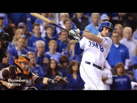 Sly James: We're Going Nuts WHEN the Royals Win