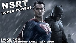 """Airsoft """"not So Round Table"""" Ep. 55 - Super Powers!!! - Evike Tv"""