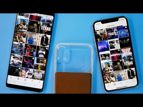 iPhone X Review vs Galaxy Note8 & iPhone 7 Plus!