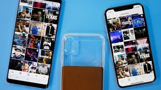 iPhone X Review vs Note8, 7 Plus!