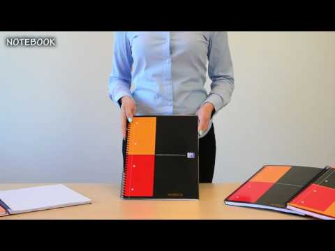 Kołonotatnik Oxford International Notebook