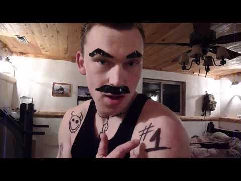 Nickelback- I wanna be a rockstar music video
