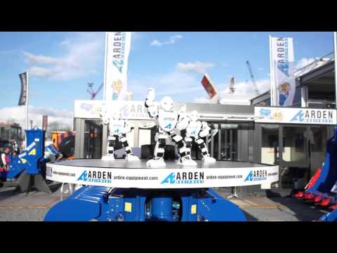 ARDEN EQUIPMENT Fait Le Show A BAUMA