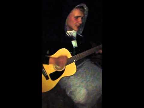 Чечня. Песня под гитару Мама я вернулся. Ратмир Александров