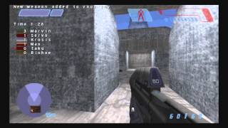 PSP Homebrew Games: Halo: Solitude