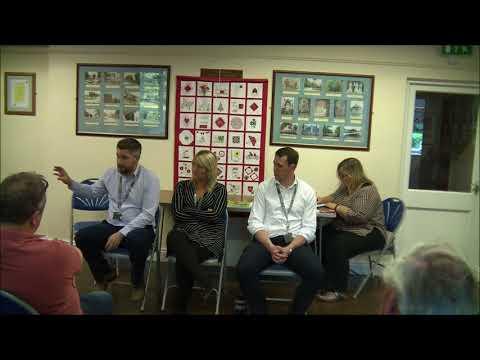 Hilton Annual Parish Meeting 22nd May 2018