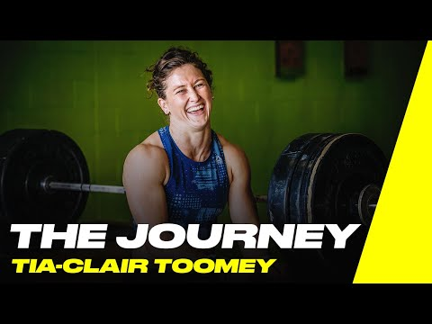 Tia-Clair Toomey : The Journey - CrossFit Games 2018 - YouTube