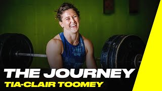 Tia-Clair Toomey : The Journey - CrossFit Games 2018