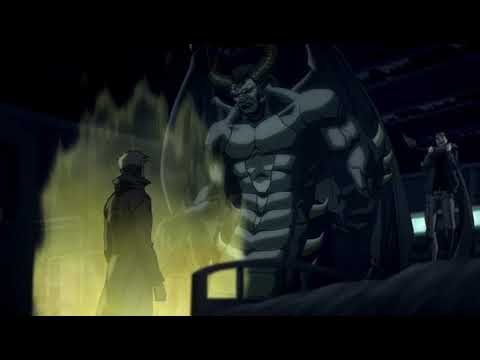 Download John Constantine vs Nergal(Partie 2)  Constantine: City of Demons VF