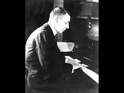 Sergei Rachmaninov - Moment musicaux No.3, Andante cantabile in B minor