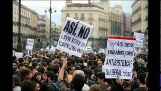 Spanish Revolution. #SpanishRevolution Las Palabras De Amor