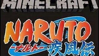 Présentation d'un mod Naruto 1.7.10