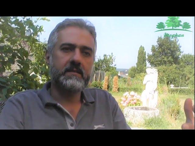 پیام آریا روحانی آذرمنش درباره برپایی کالبد مغان