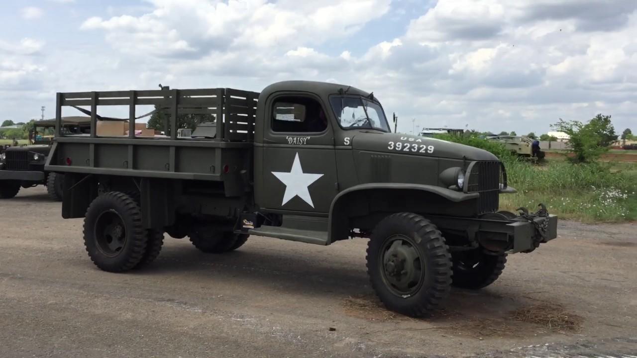 1942 Chevrolet G-506 1-1/2 ton cargo truck