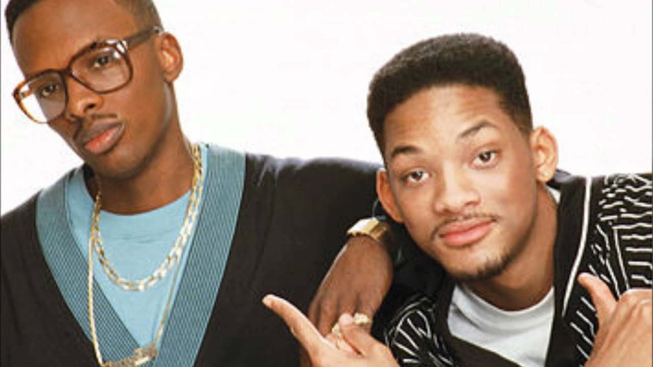 DJ Jazzy Jeff & The Fresh Prince* DJ Jazzy Jeff And Fresh Prince·Featuring Ice Cream Tee* Ice Cream