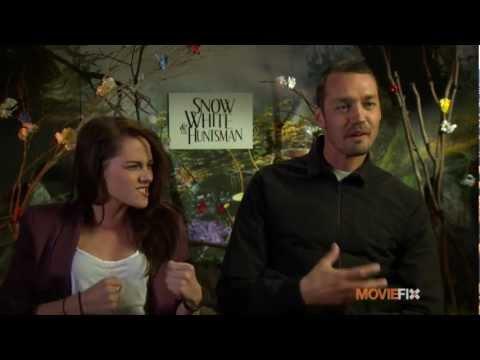 Kristen and Rupert with M O V I E  Australia F i x