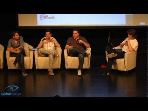 כנופיית SAY Media: המדריך השלם לקניית מדייה. VisionCamp 2011.