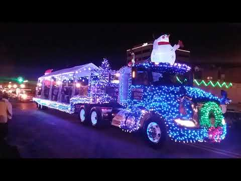 Silver Bells in the City Parade 2017 - Lansing, Michigan - 1 of 2
