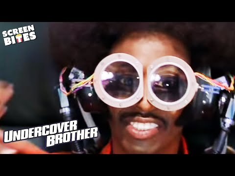 Undercover Brother: The sandwich  ft. Eddie Griffin and smart brother Gary Anthony Williams
