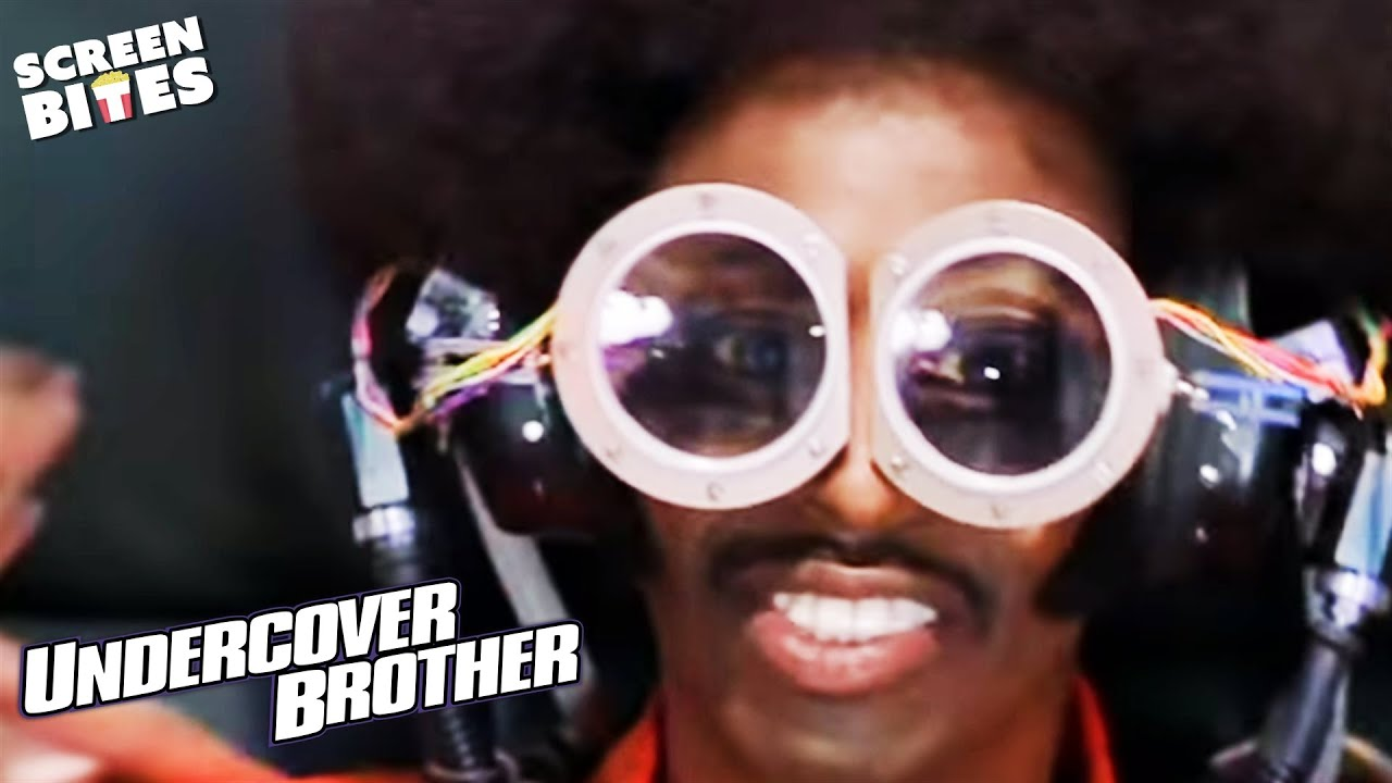 Download The Sandwich Scene | Undercover Brother | Screen Bites