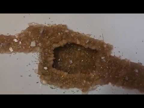 #20- How to make a 3D resin geode, part 1- A Quick Look
