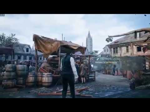 Assassin's Creed Unity 30+fps/60+fps gameplay in Windows 10 and Nvidia GTX 970