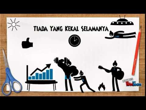 The Rain - Lagu Persahabatan ( Animation )