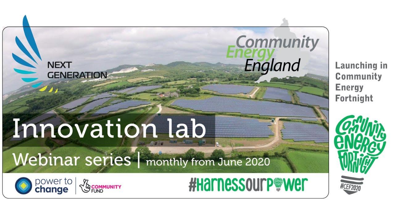 1. Next Generation Innovation Lab. Brighton Energy Coop