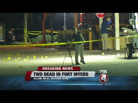 Mass Shootings At Club Blu in Fort Myers, Florida