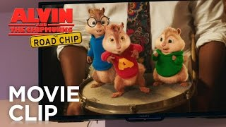 "Alvin and the Chipmunks: The Road Chip | ""Uptown Munk"" Clip 