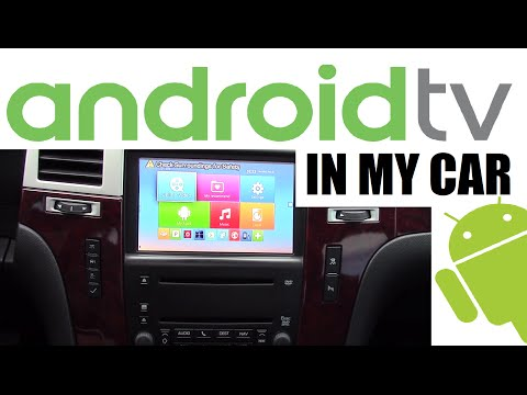 Android TV In My Car