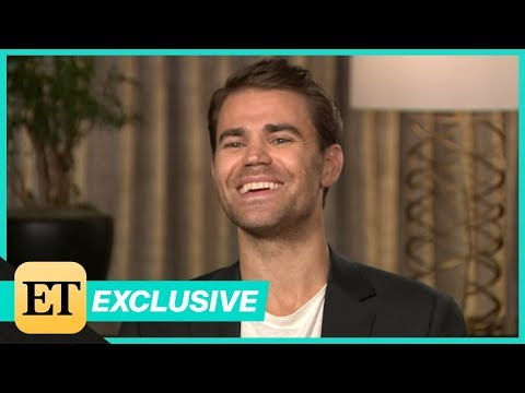 Watch Paul Wesley React to Nina Dobrev Saying They DESPISED Each Other on Vampire Diaries (Exclusive