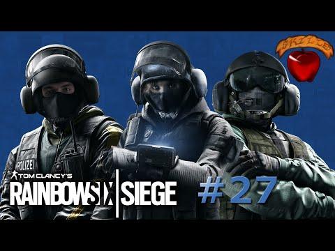 Rainbow Six Siege Ranked Squad Gameplay #27