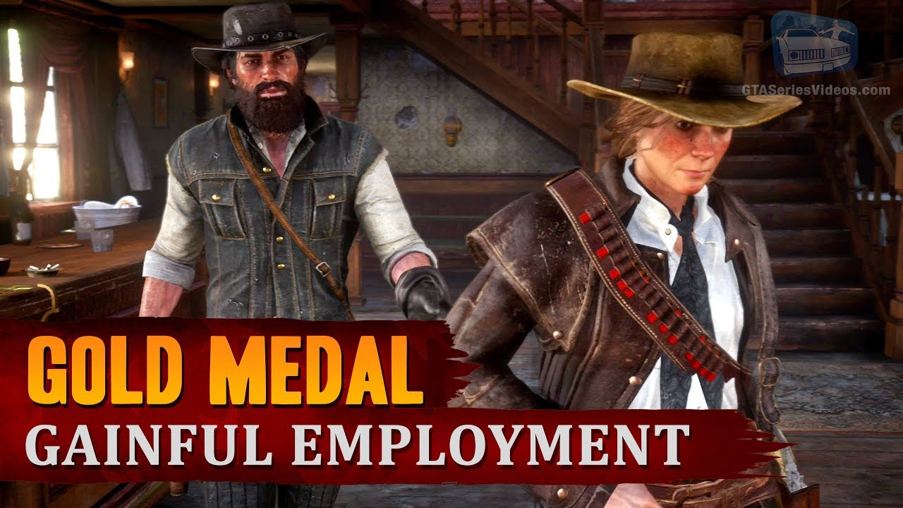 red dead redemption 2 - mission  95