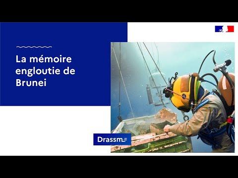 La mémoire engloutie de Brunei