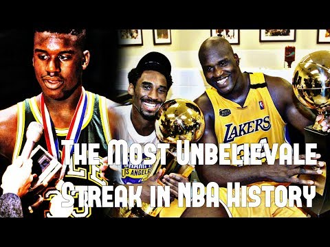 The the Most Unbelievable/Unbreakable NBA Record Ever!