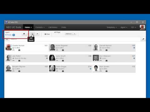 UC Suite for the Contact Center