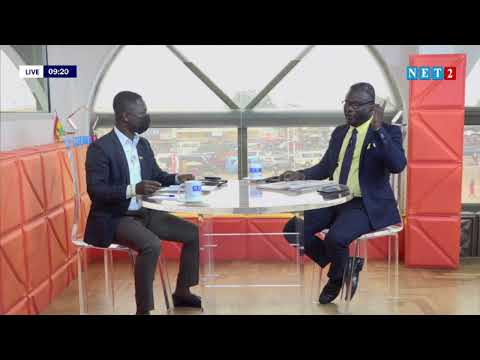 THE DIALOGUE WITH KWAKU AMOH DARTEH - LEGAL PRACTITIONER / BUSINESS DEV. CONSULTANT (JULY 26, 2021)