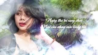 Điều buồn tênh | Thùy Linh | Acoustic Cover | Lyric video