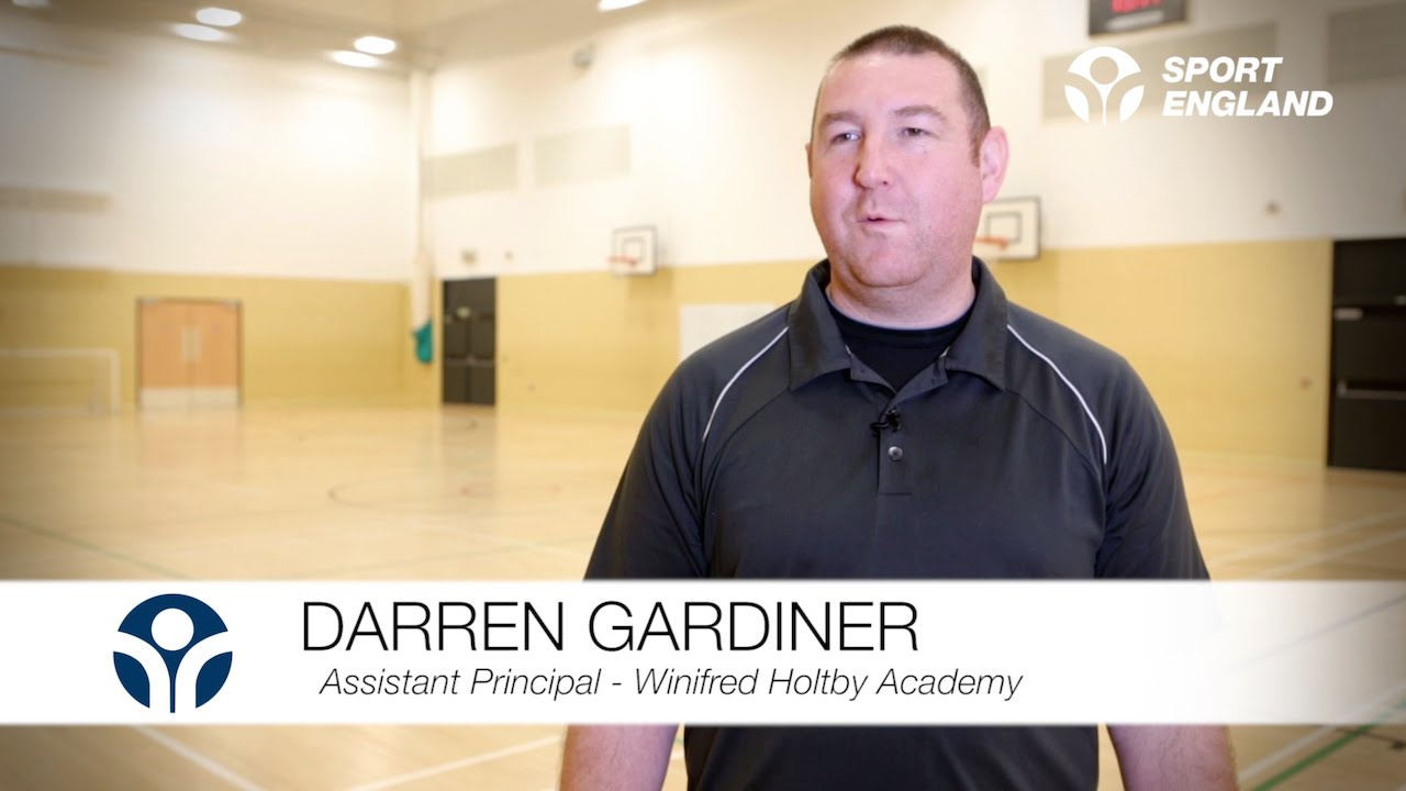 Use Our School Darren Gardiner Assistant Principal Winifred Holtby Academy Liverpool Youtube
