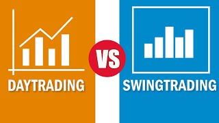 ¿Qué es mejor Day trading o Swing trading? #Tradingdesdecasa