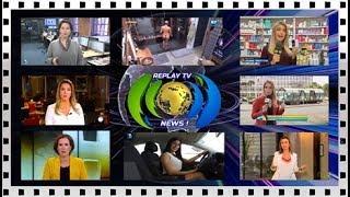 Replay Tv News! Apresentação do Canal 2018!